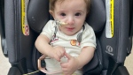 Henry, who is seen in this photo, turns one this July. (GoFundMe)