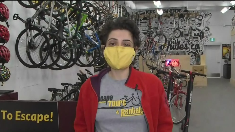 Curbside Pickup: Escape Bicycle Tours & Rentals