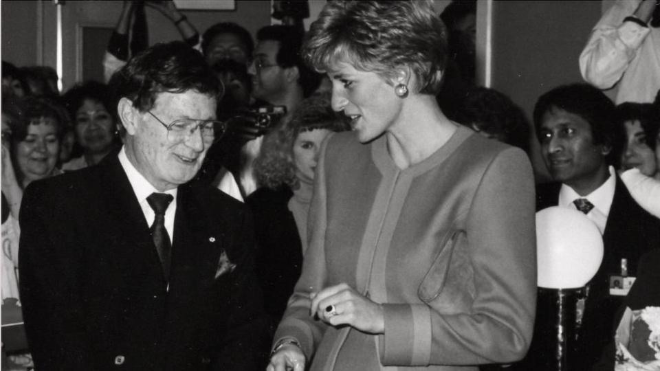 Dr Keon Princess Diana