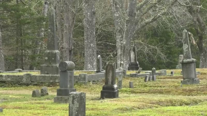 burial plot