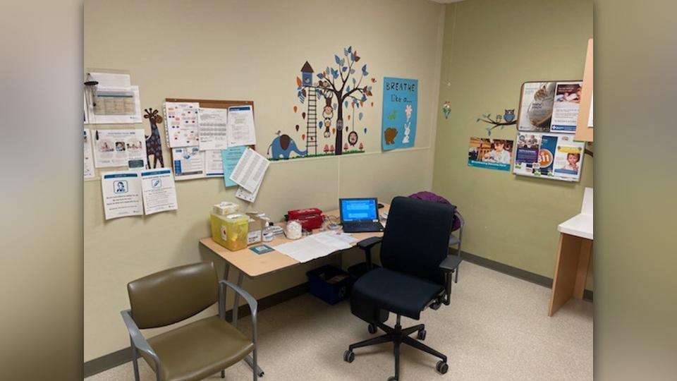 Alberta sensory clinic