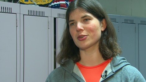 Kim McCullough says girls' hockey gets the same ice time as 15 years ago when she played.
