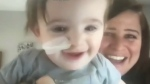 Canadian baby diagnosed with rare condition
