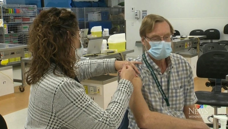 Manitoba introduces paid leave for vaccinations