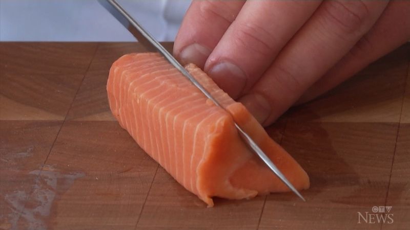 Lab-grown salmon could be new eco-conscious option