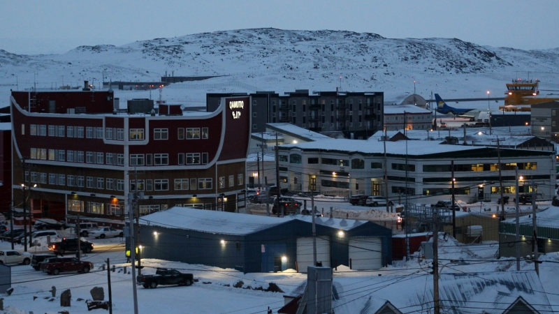 COVID-19 cases spike in Iqaluit