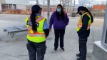 Transit security officers