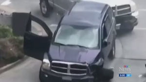 Dangerous case of road rage ends with charges