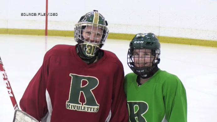 Cambridge Rivulettes players.