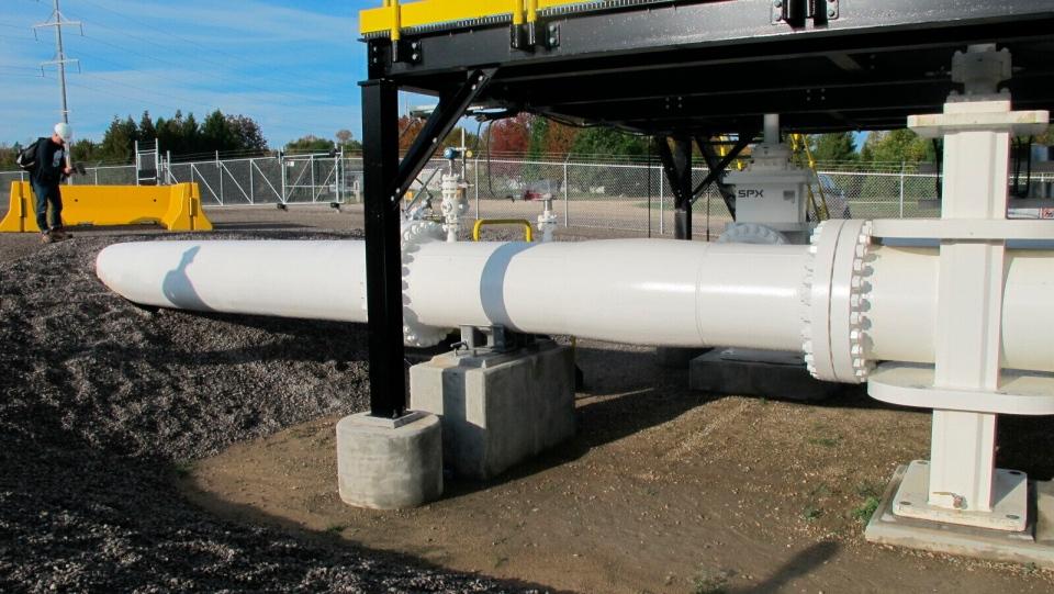 Line5 pipeline