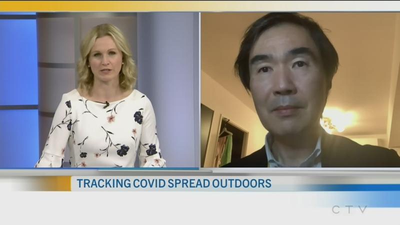 CTV Morning Live Matsuoka May 12