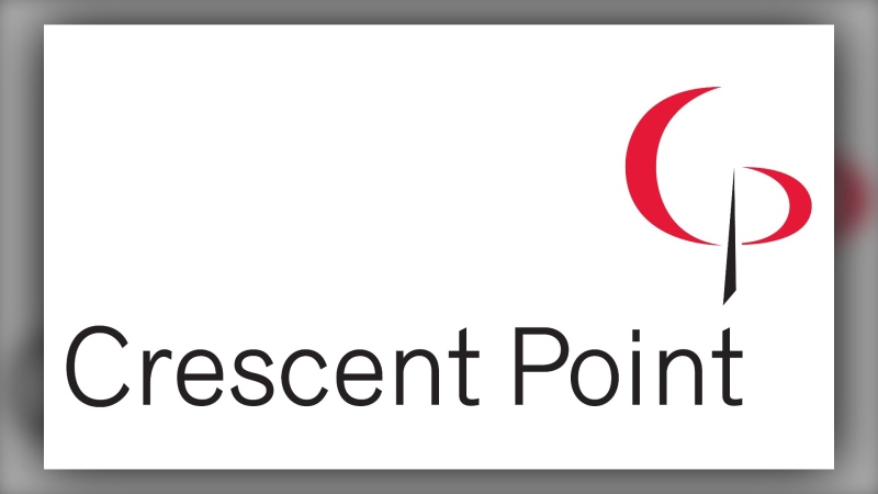 The corporate logo of Crescent Point Energy Corp. is shown in this handout image.