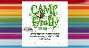 OUTSaskatoon Camp FyreFly