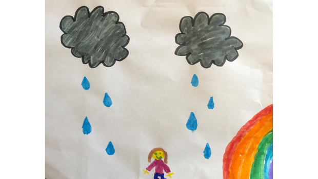 Lexi Allen, 7 years old, Grade 2, Nationview Public School