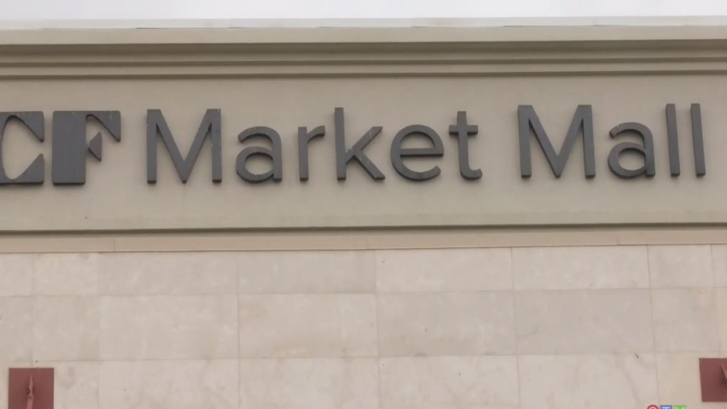 Arrest in sexual assault at Market Mall