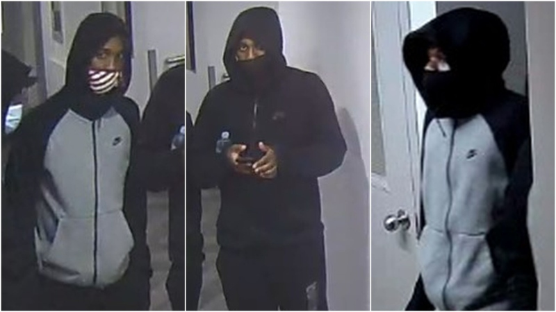 Toronto police are searching for three suspects in connection with a deadly shooting last September. (Toronto Police Service)