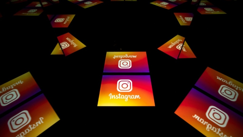 "Instagram is letting users choose nonbinary pronouns including ""ze"" and ""they"" for their profiles. (AFP)"