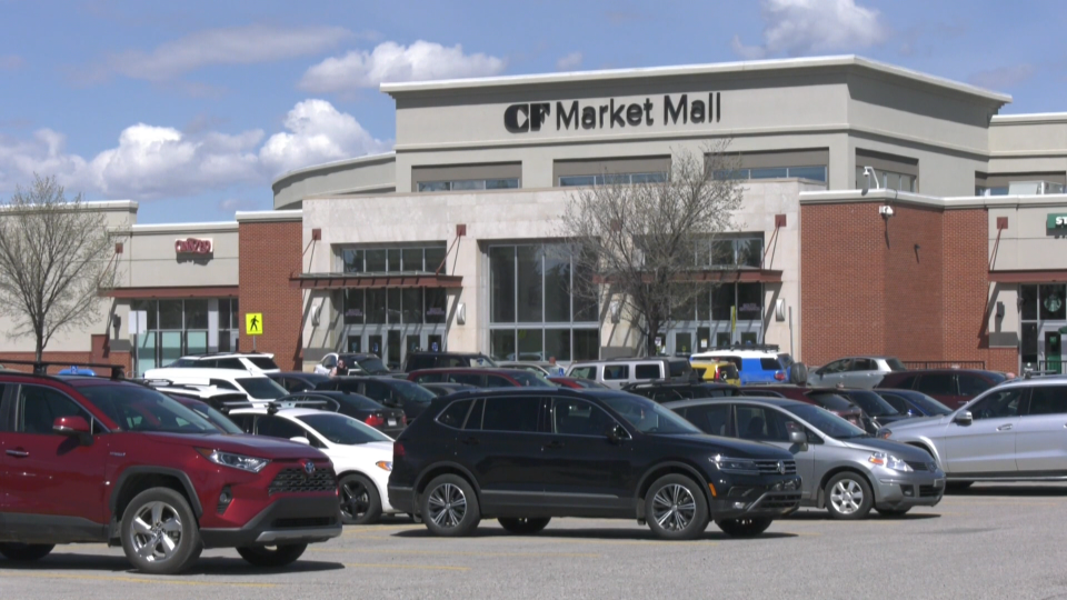 Market Mall, Calgary