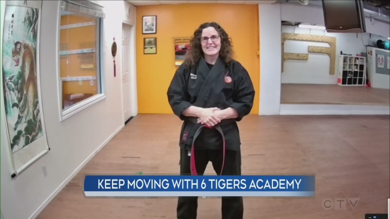 Keep Moving: 6 Tigers Academy