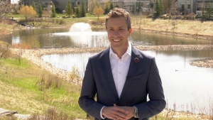 Jeff Davison has announced his will run for mayor in Calgary civic election this October.