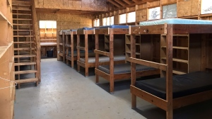 Camp New Moon in Baysville, Ont. awaits news from the provincial government whether it can open this summer. Wed. May 12, 2021 (Rob Cooper/CTV News)