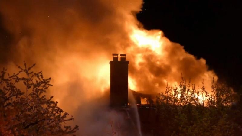 Rexdale fire