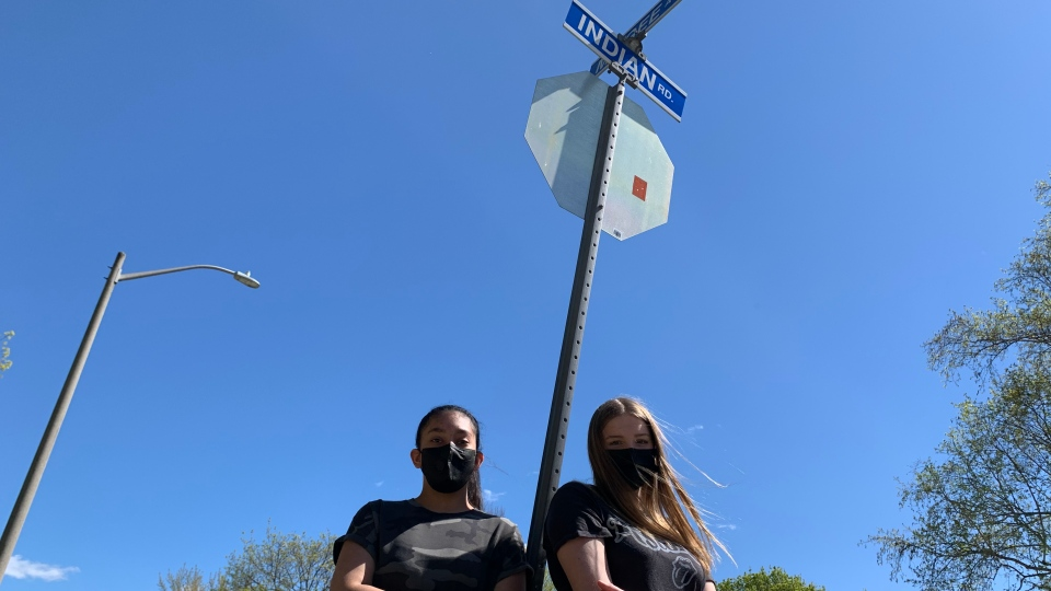 Students want the city to change street name