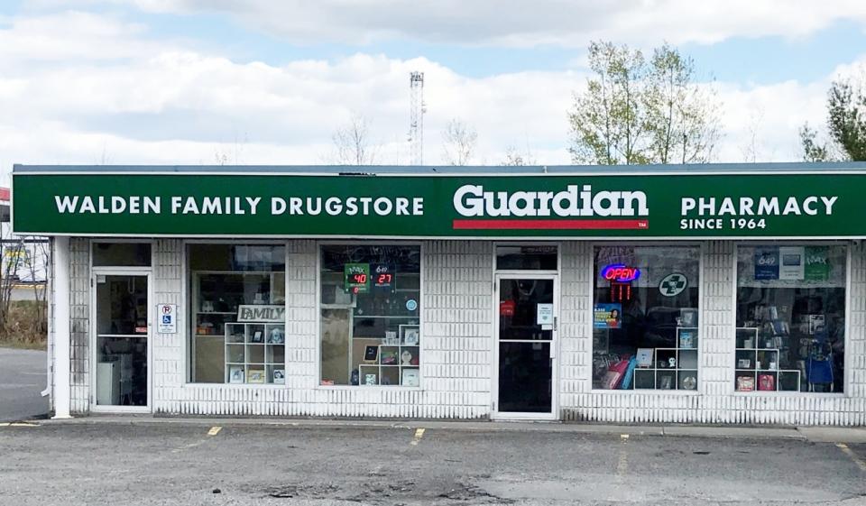 Walden Family Drugstore