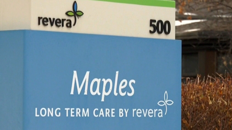 Maples care home