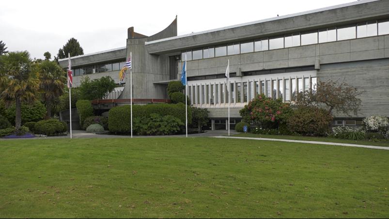 Saanich municipal hall
