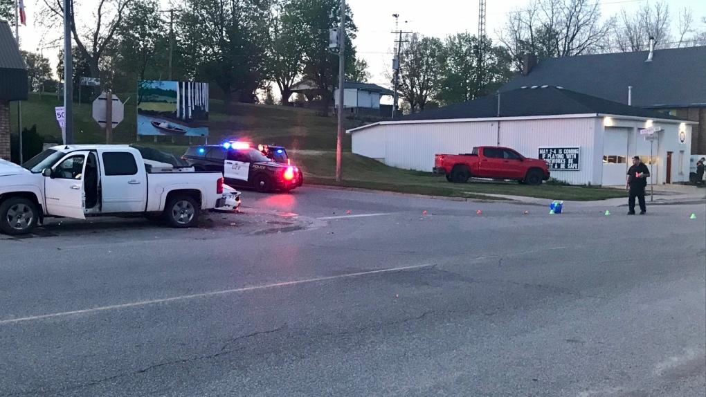 Wardsville, Ont. crash