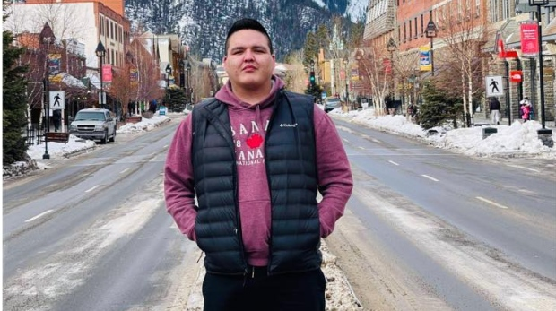 Police say Braden Herman, 26, was found dead in Prince Albert on Tuesday. (Facebook)