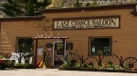 The Last Chance Saloon in Wayne, Alta., is up for sale for $925,000
