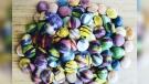 Colourful pasta made by Gianna Vacirca. (Source: Gianna Vacirca)