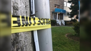 Police in Halifax responded to a stabbing in Dartmouth early Thursday morning.