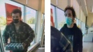 Chatham-Kent police are asking for the public's help in identifying two men. (Courtesy Chatham-Kent police)