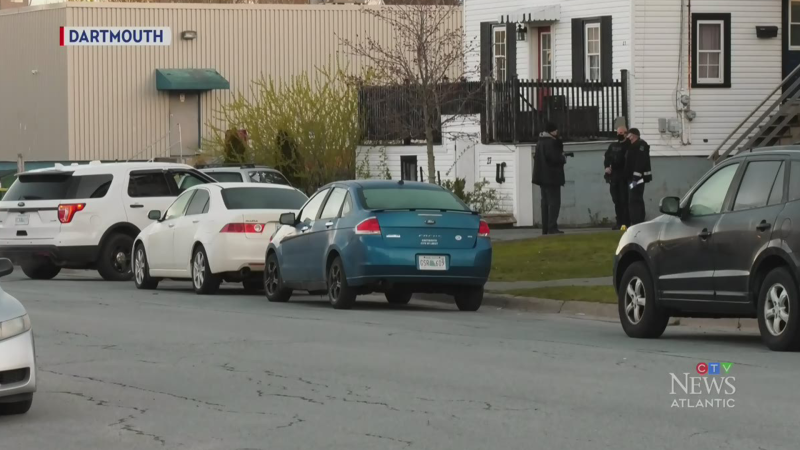 Halifax police investigate stabbing