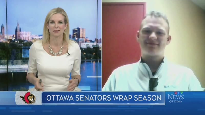 Ottawa Senators wrap up season