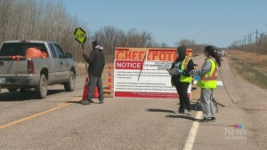 First Nation Community enters lockdown