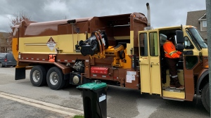 The County of Simcoe rolls out a new cart collection system in the fall 2021. (Supplied)