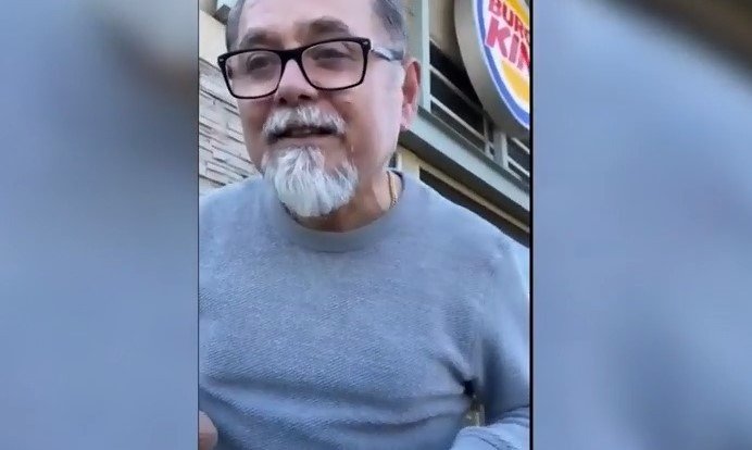 Police attempt to ID suspect in anti-Asian tirade