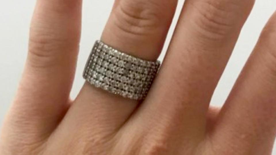 Calgary stolen wedding ring