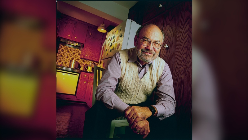 This undated photo released by 3M, shows Spencer Silver, the inventor of the adhesive used on one of 3M's best-known products, the Post-it Note. Silver died at his home in Minnesota on Tuesday, May 8, 2021, according to 3M and his published obituary. He was 80. According to 3M, Silver was working in a company lab in 1968 when he discovered an adhesive formula that allowed notes to be easily attached to surfaces, removed and even re-posted elsewhere without leaving a residue. (3M via AP)