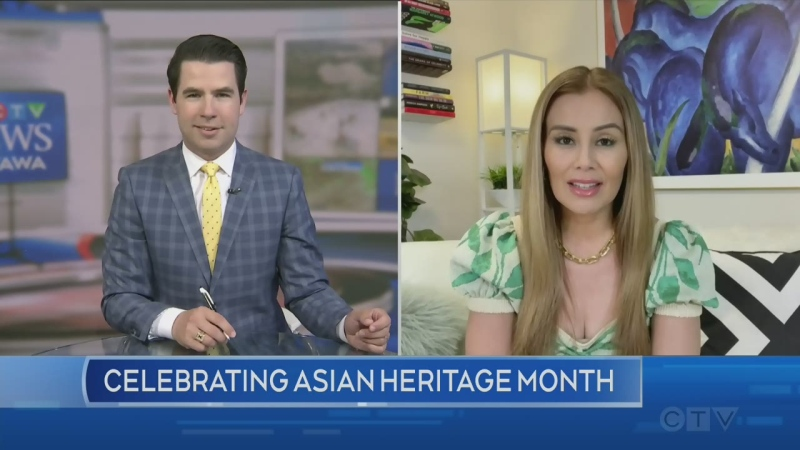 Celebrating Asian Heritage Month