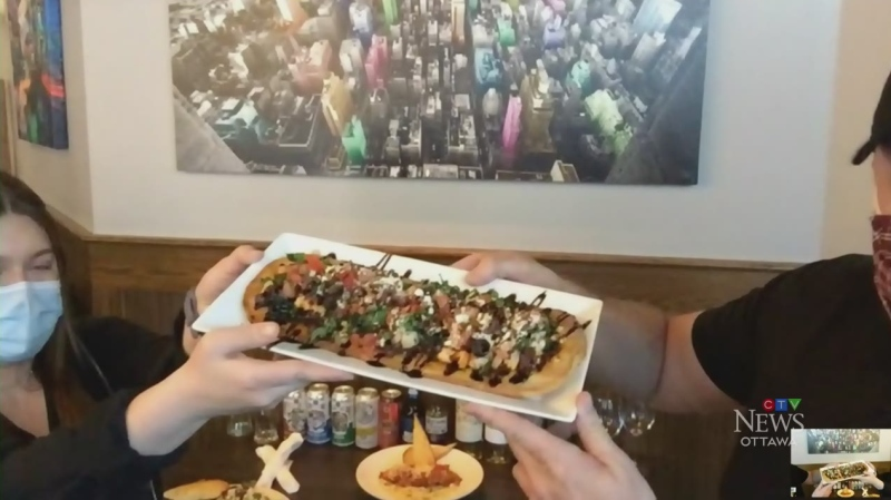 Five and Dine: Broadway Bar & Grill