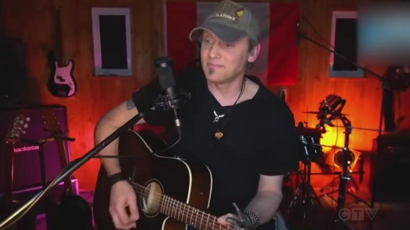 Cochrane singer covers a Bryan Adams classic