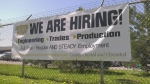 Brockville has a labour shortage