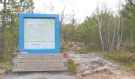 Two groups have set up networks to protect trails and prime property that is part of Laurentian University. (Alana Everson/CTV News)