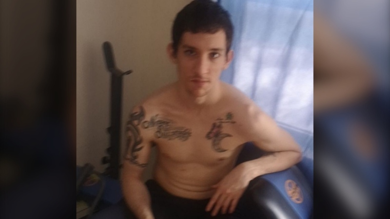 The friend and girlfriend of a man shot and killed in Dartmouth Wednesday night say 22-year-old Tyler Algee was a loving guy and an aspiring mixed martial arts (MMA) fighter. (COURTESY TREVOR BROWN CORMIER)