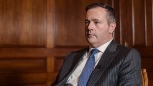 Kenney facing rebellion in the UCP